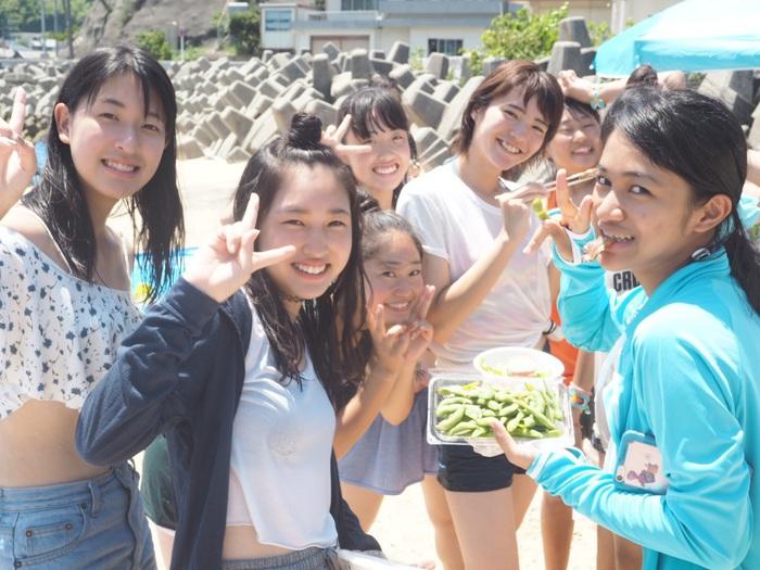 2017 LADYBUG 海〜