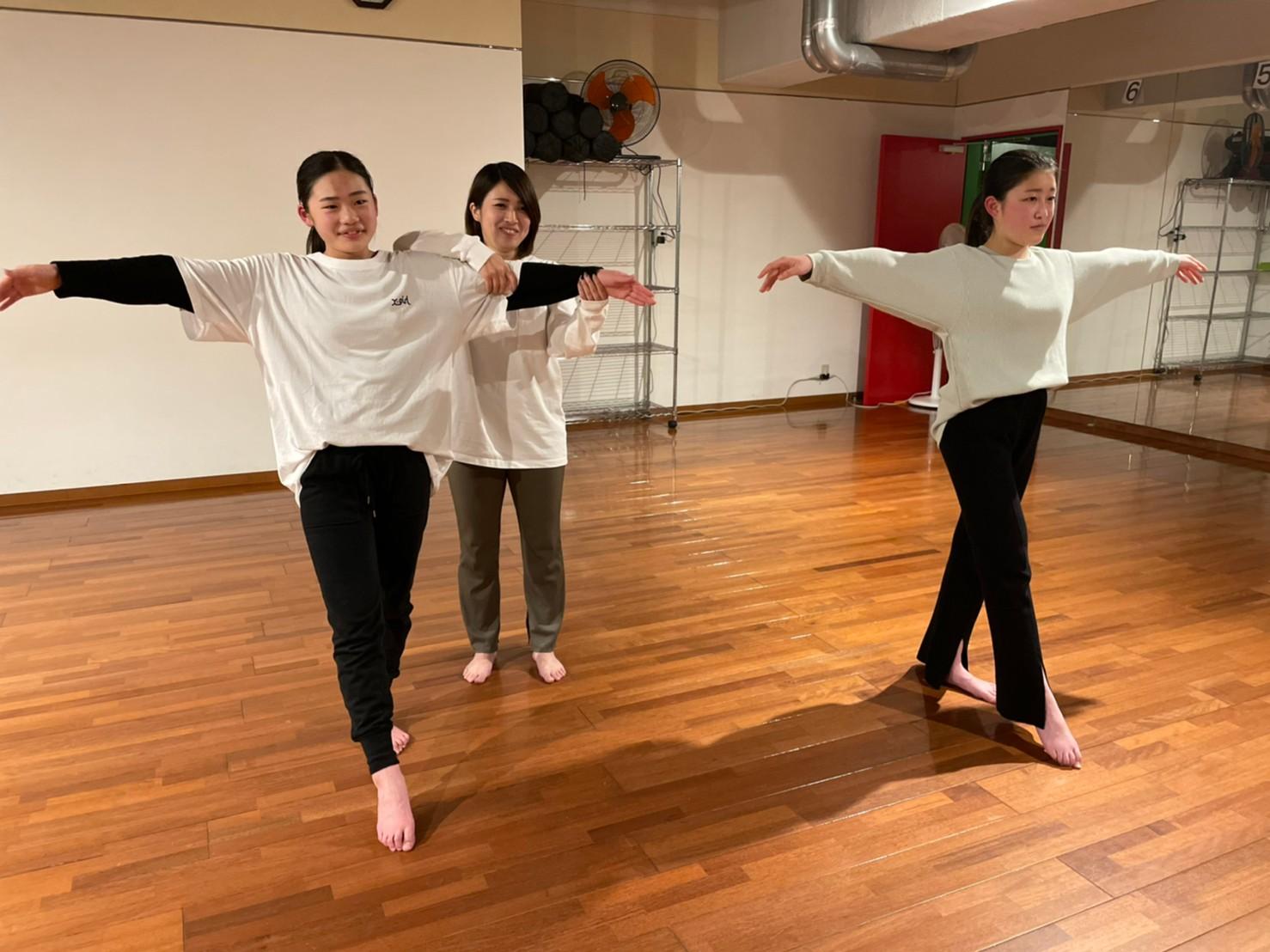 BASIC<em>ダンス基礎クラス</em>